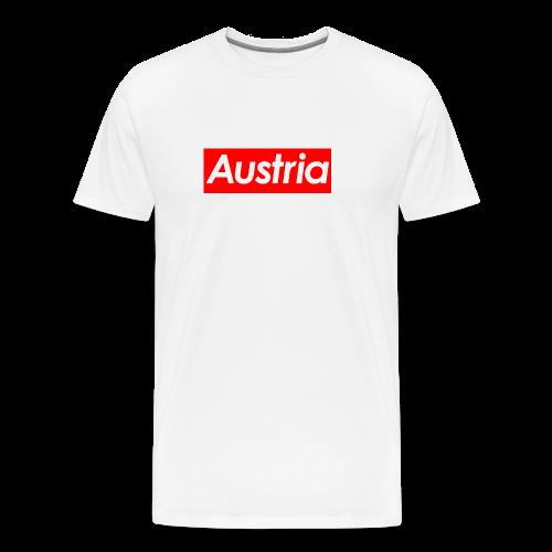 Supremee Austria - Männer Premium T-Shirt