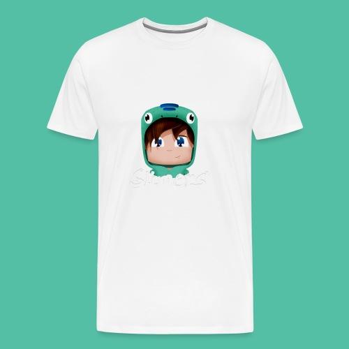 T-shirt Logo Slimers - T-shirt Premium Homme