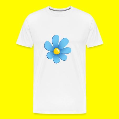 Sverigedemokraterna - Premium-T-shirt herr
