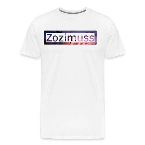 Zozimuss sunset. - Men's Premium T-Shirt