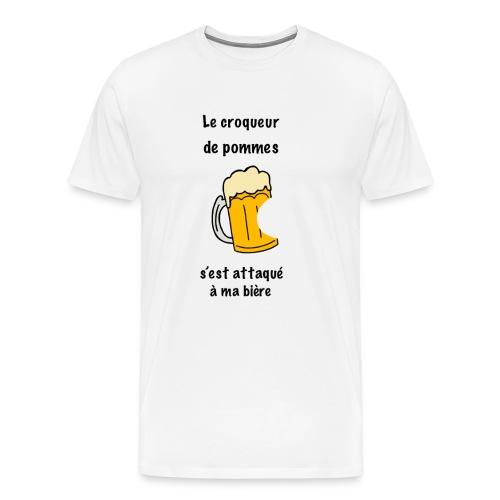 2527192B E9AC 4F3F 9E77 A984C81E9503 - T-shirt Premium Homme