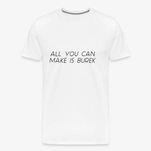 Balkain Burek Edition - Männer Premium T-Shirt