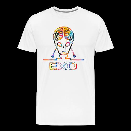 EXO - von außen einwirkend - Männer Premium T-Shirt