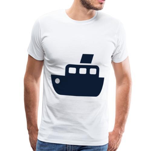 Ferje - Premium T-skjorte for menn