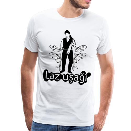 LAZ T SHIRT DESIGN 2 - Männer Premium T-Shirt