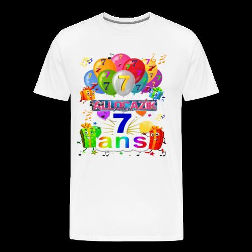 7 ANS RADIO ALLOCAZIK2 1 - T-shirt Premium Homme