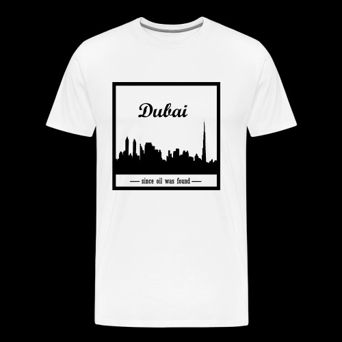 Dubai - Men's Premium T-Shirt