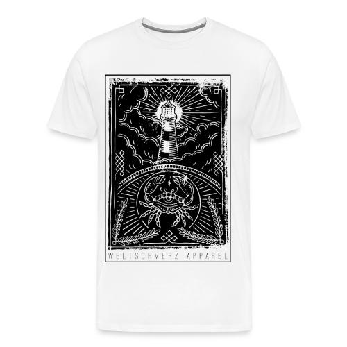 Küstenliebe - Männer Premium T-Shirt