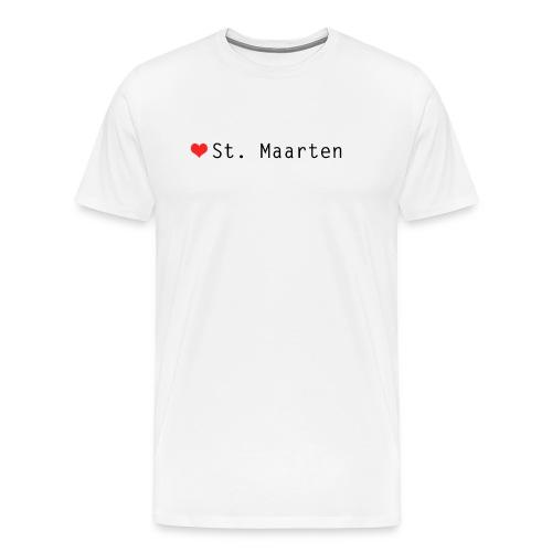 st maarten - Mannen Premium T-shirt