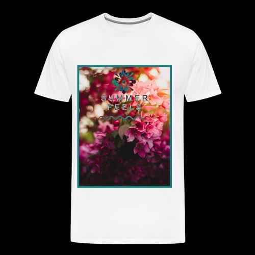 Summer Feels - Men's Premium T-Shirt