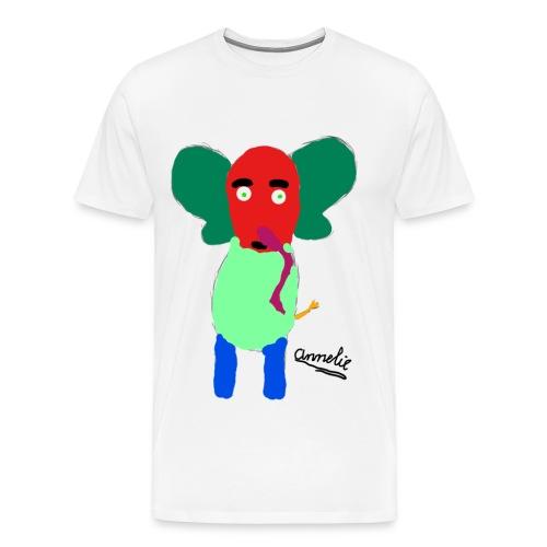 Annelie - Mannen Premium T-shirt