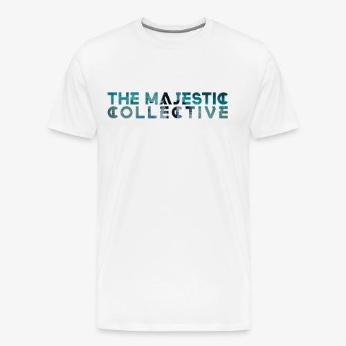 The Majestic Collective - Pixelish - Men's Premium T-Shirt