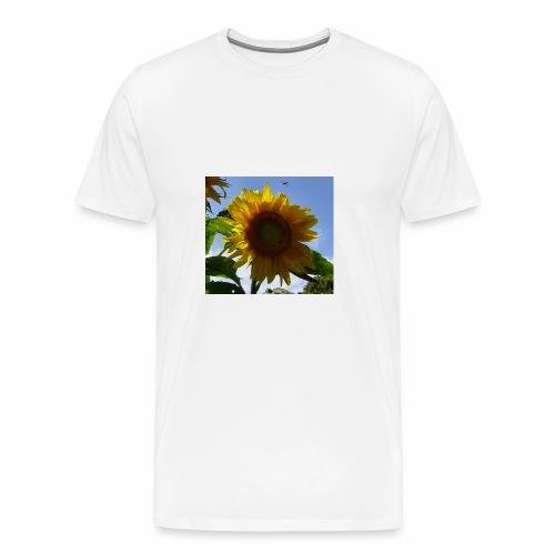 Die sonnenblume - Männer Premium T-Shirt