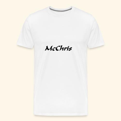 MCCHRIS - Männer Premium T-Shirt