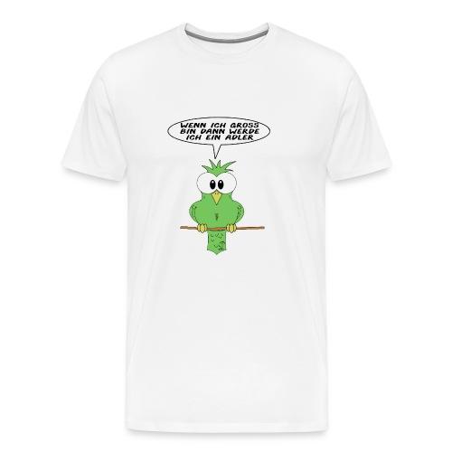 Little Bird - Männer Premium T-Shirt