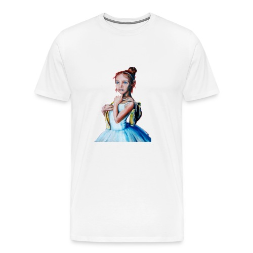 Little Dancer - Men's Premium T-Shirt
