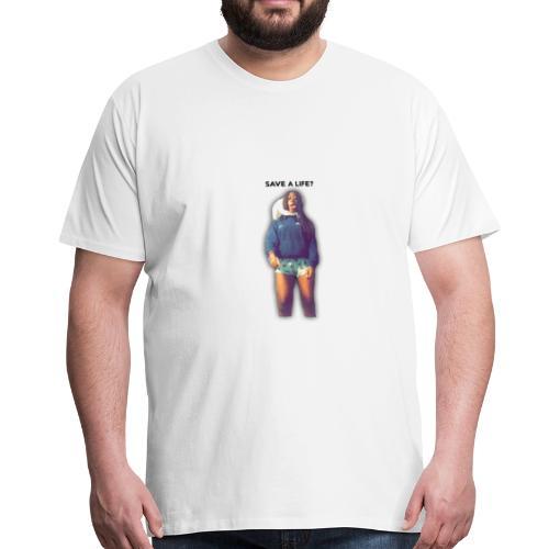 Save a Tyrone Foundation T-Shirts - Men's Premium T-Shirt
