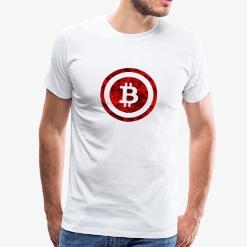 Bitcoin T-Shirt, Geschenkidee - Männer Premium T-Shirt