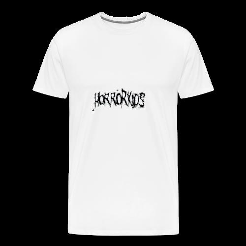 HorrorkidsDesing (Gross) - Männer Premium T-Shirt