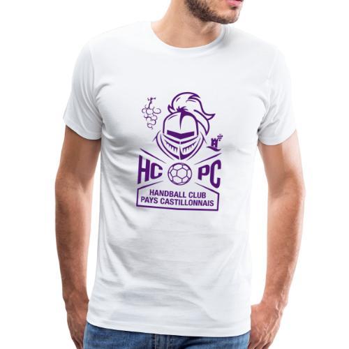 OFFICIEL HCPC - T-shirt Premium Homme