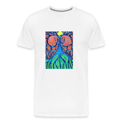 Drapiężne Drzewo - Koszulka męska Premium