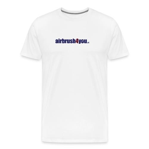 Airbrush Fashion Österreich - Männer Premium T-Shirt
