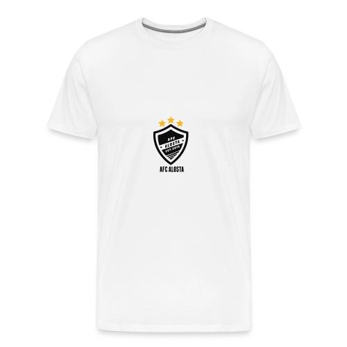 Mannen Premium Hoodie AFC Alosta - Mannen Premium T-shirt
