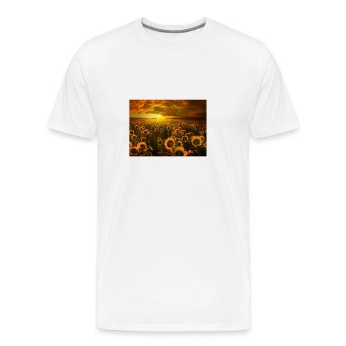 sunfl-png - Maglietta Premium da uomo