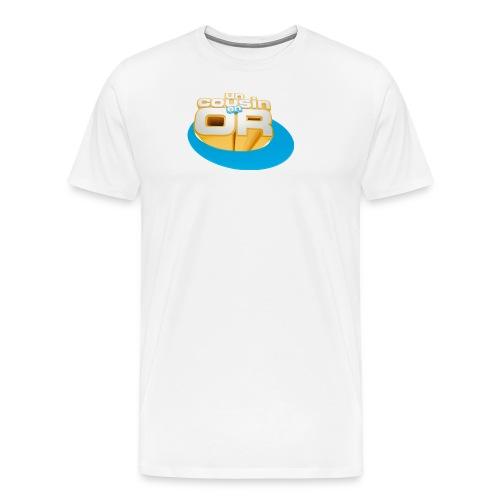 Un cousin en or © - T-shirt Premium Homme