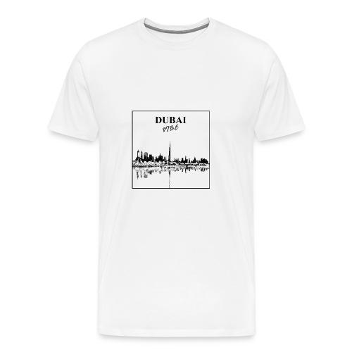 Dubai VIBE - Men's Premium T-Shirt