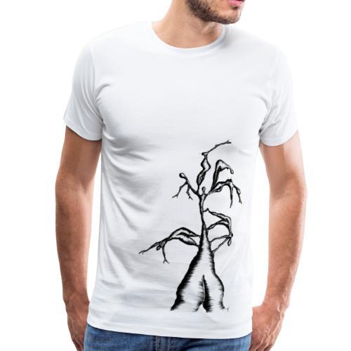 Die Zerrissenheit - Männer Premium T-Shirt