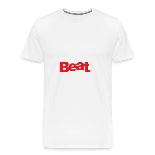 Beat Mug - Men's Premium T-Shirt