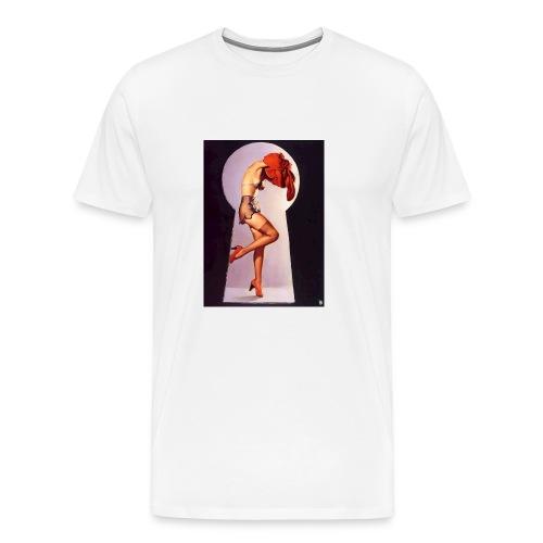 pin-up - Maglietta Premium da uomo