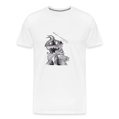Modèle Gwen Hector - T-shirt Premium Homme
