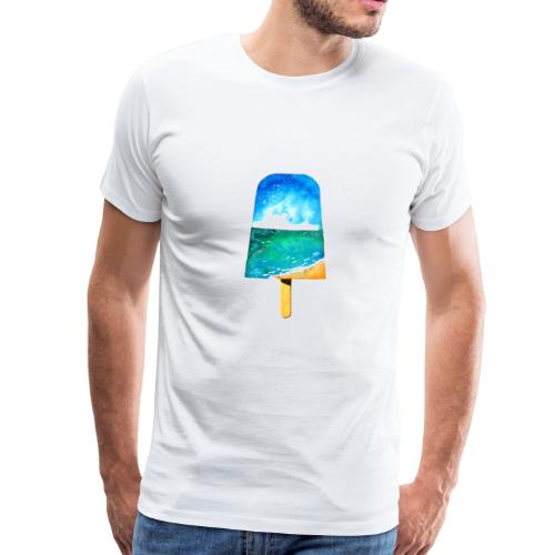 popsicle - Men's Premium T-Shirt