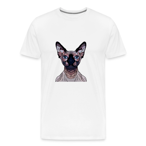 Sphynx motif - Men's Premium T-Shirt