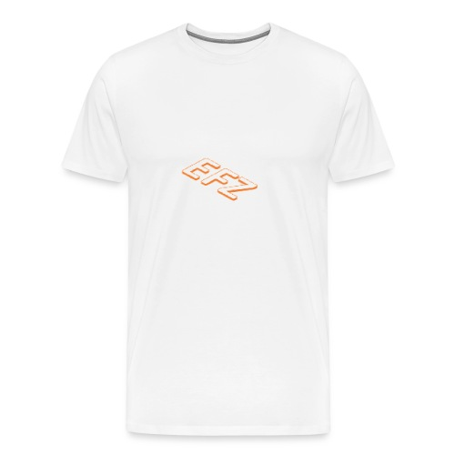 S.1 EFZ MAINLOGOSHIRT - Männer Premium T-Shirt