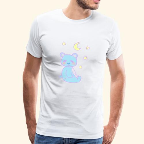 Sleepy bear - T-shirt Premium Homme