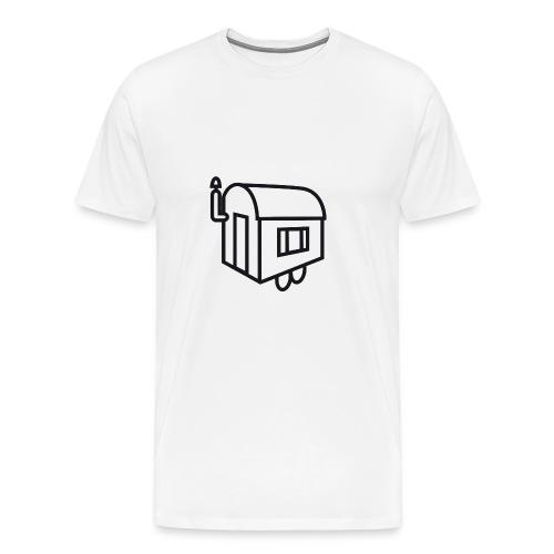Bauwagen on Tour - Männer Premium T-Shirt