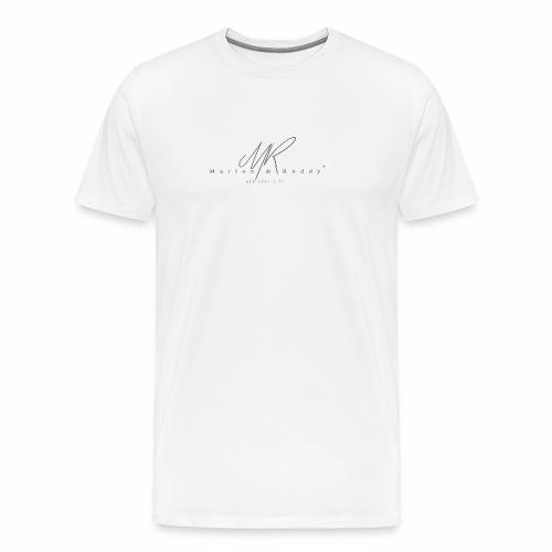 marion roddynyc grey - T-shirt Premium Homme