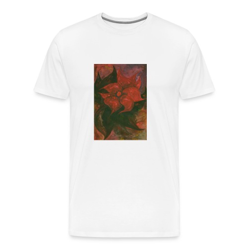 Flower 6 - Koszulka męska Premium