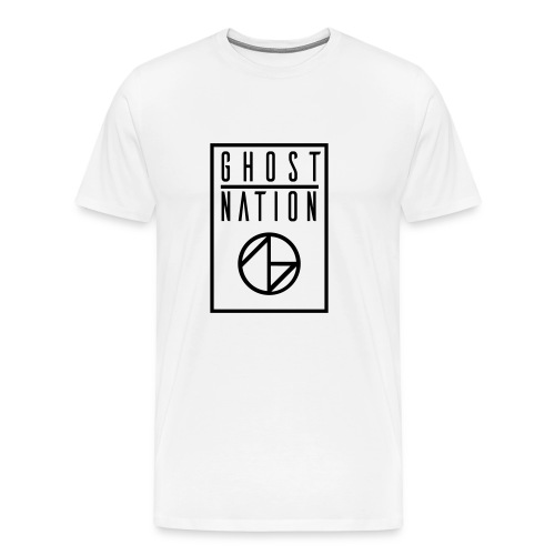 Ghost Nation Square One - Premium-T-shirt herr