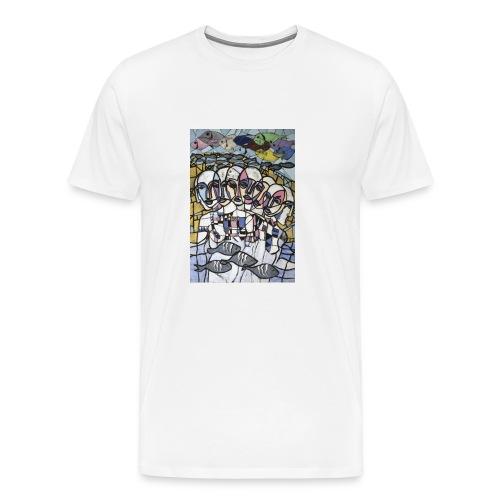 Nel Mare - Maglietta Premium da uomo