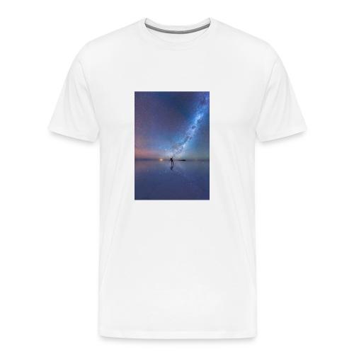 Człowiek i kosmos 6s - Koszulka męska Premium