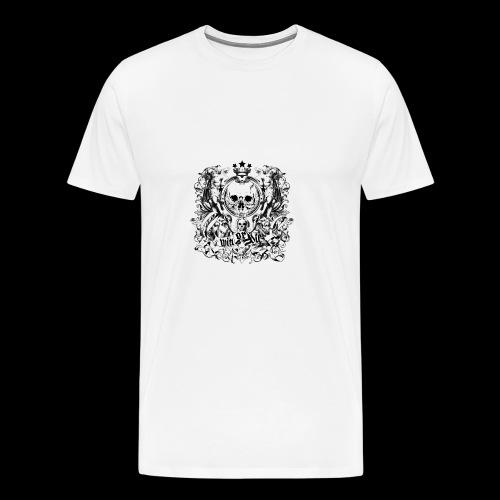 win or die - Männer Premium T-Shirt