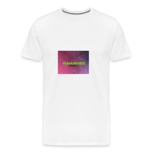 HumanKings CSGO klan - Premium T-skjorte for menn