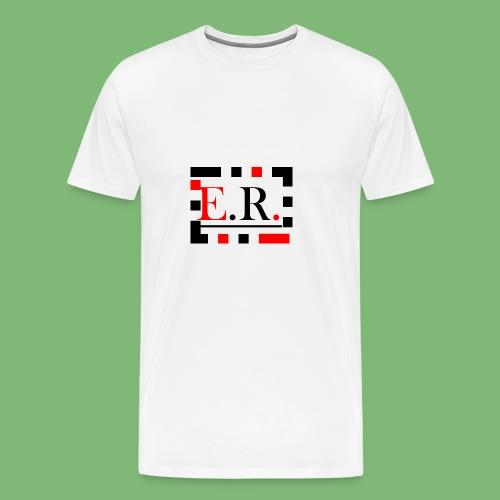 Design von E.R. - Männer Premium T-Shirt