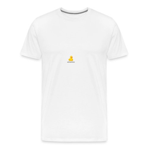 #ERNIEGANG ANKA - Premium-T-shirt herr