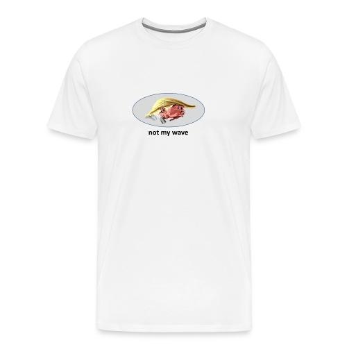 not my president - Männer Premium T-Shirt