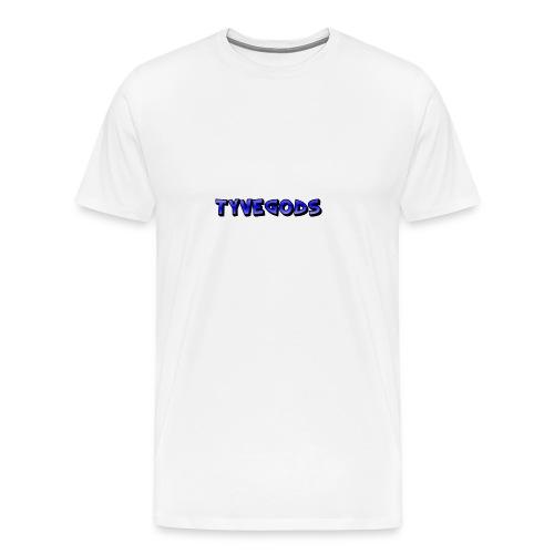 Tyvegods T-skjorte - Premium T-skjorte for menn